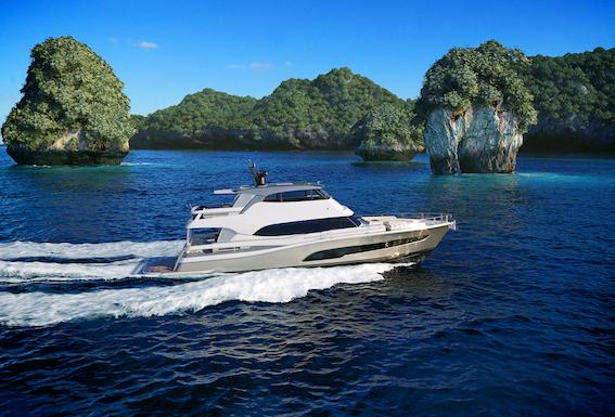 Riviera 78 Motor Yacht 04 copy