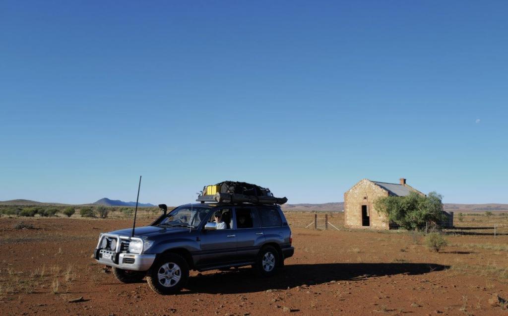 Simon Don's Australian outback adventure