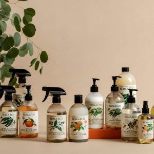 Ocean friendly cleaning products